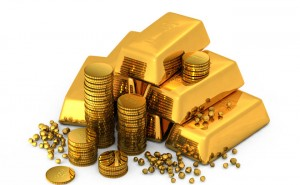 Giá vàng hôm nay 27/10: Chứng khoán lao dốc, vàng tăng mạnh phiên cuối tuần
