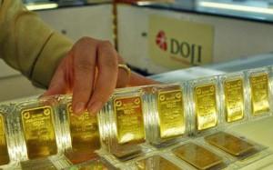 Giá vàng hôm nay 30/10: USD tăng cao, vàng hạ nhiệt