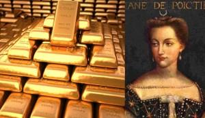 Không chỉ để trang trí, vàng từng được