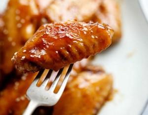 Không ngờ kết hợp cánh gà với coca lại có thể tạo ra một món ăn ngon đến thế