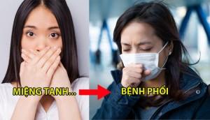 Nếu miệng có mùi này khi thức dậy vào buổi sáng thì cần lưu ý sức khỏe