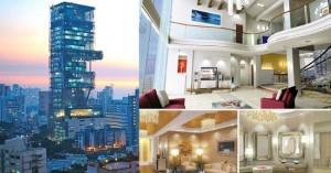 Ngôi nhà riêng cao 27 tầng, đắt nhất thế giới mà chỉ có 5 người ở