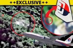 Phát hiện hình ảnh đuôi của MH370 trong rừng Campuchia?