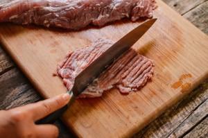 Thịt chiên phải làm như thế này mới chuẩn
