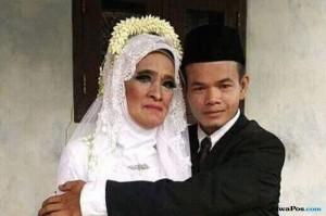 Thực hư cụ bà 78 tuổi mang thai với chồng 28 tuổi ở Indonesia