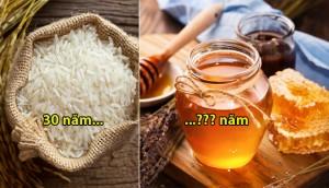 Top 10 thực phẩm quen thuộc có hạn sử dụng lâu không tưởng