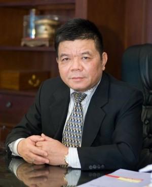 Bắt giam ông Trần Bắc Hà, nguyên chủ tịch ngân hàng BIDV