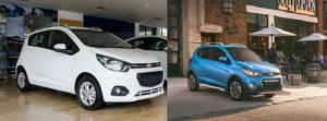 Chevrolet Spark 2018- Đối thủ 'sừng sỏ' của nhiều hãng ô tô cũng lộ nhiều nhược điểm