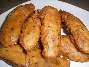 Công thức làm bánh chuối chiên giòn lâu đơn giản nhất