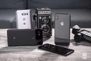 Điểm danh smartphone chụp ảnh đẹp nhất năm 2018