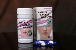 Vụ bịa tên bệnh nhân, sử dụng hình ảnh trái phép để quảng cáo viên nang Amlux Facial Beauty: Có dấu hiệu vi phạm luật hình sự