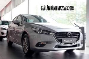 Giá lăn bánh Mazda 3 tại Hà Nội và TP HCM mới nhất