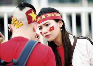 Hốt bạc tỷ từ trận đấu giữa tuyển Việt Nam - Malaysia