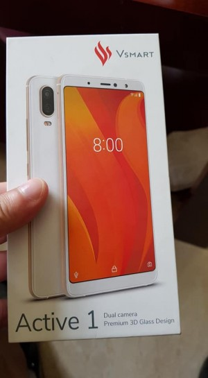 HOT: Xuất hiện hình ảnh smartphone đầu tiên của Vingroup, giá chất?