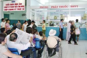 Hướng dẫn thủ tục thanh toán trực tiếp chi phí khám chữa bệnh BHYT