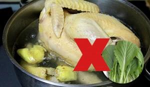 Những thứ cấm kỵ ăn với thịt gà kẻo cả nhà ngộ độc
