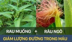 Kết hợp rau muống với những thứ này sẽ trở thành bài thuốc chữa bệnh hiệu quả