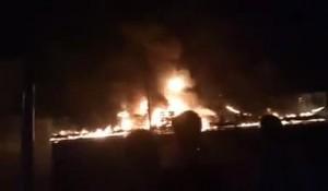 Vụ xe bồn bốc cháy gây tai nạn kinh hoàng: 4 người trong 1 gia đình đều tử vong