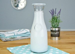 3 cách tự chế nước xả vải sang - xịn - mịn, nhà có con nhỏ đừng dại bỏ qua