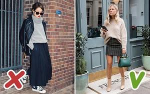 """9 lỗi ăn mặc mà các nàng """"nấm lùn"""" cần xóa sổ luôn và ngay trong mùa đông này"""