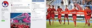 Bán kết AFF Cup 2018: Giả mạo trang Fanpage của VFF để lừa đảo tặng vé câu view