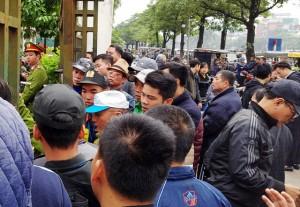Động thái bất ngờ của VFF khi bán vé trận chung kết lượt về giữa Việt Nam và Malaysia