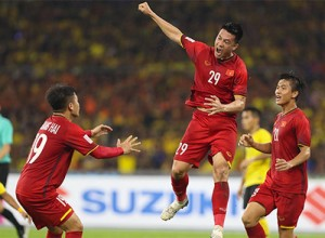 Kết quả AFF Cup 2018: Phung phí cơ hội, Việt Nam hòa đáng tiếc trước Malaysia