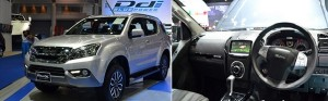 Nhược điểm của xe Isuzu MU-X 2018 - 2019 gây 'lép vế' trước đối thủ