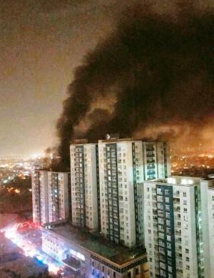 Tiếng kêu cứu trong khói, lửa và những vụ cháy nổ nghiêm trọng trong năm 2018