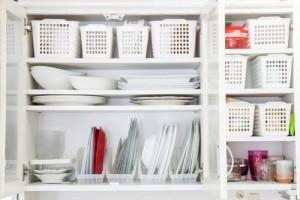 7 cách xếp đồ thông minh của người Nhật trong căn bếp chật