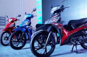Bảng giá xe SYM tháng 1/2019: 'Tân binh' SYM Star SR 170 có giá 49,9 triệu đồng