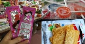 Bánh kẹo trẻ em nhập ngoại: Thận trọng với bánh kẹo 'hồn Trương Ba da hàng thịt'
