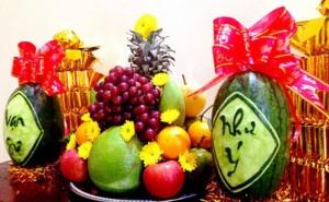 Cách chọn hoa quả tươi ngon cho dịp Tết nguyên đán