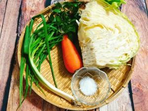 Cách muối dưa bắp cải thơm ngon, bổ dưỡng