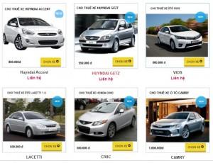 Giá thuê xe ô tô tự lái chơi Tết 2019: Tăng đột biến lên vài triệu đồng/ngày