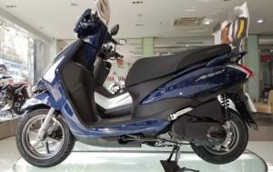 Giá xe Acruzo mới nhất 2019 tại các đại lý Yamaha