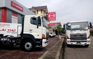 Hino triệu hồi hàng chục xe tải để kiểm tra bộ cảm biến tốc độ