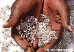 Có một nơi ở châu Phi kim cương bán rẻ bèo nhưng khách du lịch chẳng thèm mua