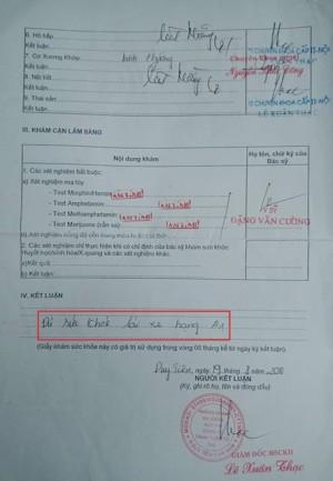 Kỳ lạ khám sức khỏe... từ xa vẫn đủ điều kiện thi bằng lái xe ở Hà Nam