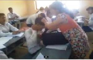 Nghi án cô giáo ở Quảng Bình tát học sinh nhập viện vì làm nhầm đề thi