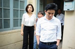 Thông tin mới nhất vụly hôn đình đámvợ chồngBS Chiêm Quốc Thái