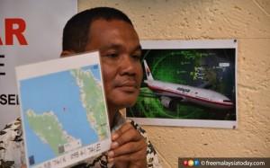 Tiết lộ mới về phút cuối của MH370