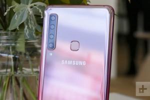 Top 5 smartphone bán