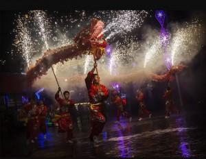 Truyền thống đón Tết tại nhiều nước hóa ra đều bắt nguồn từ nơi này