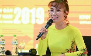 """Tỷ phú Nguyễn Thị Phương Thảo nói về sự cố máy bay Vietjet và tình trạng không """"tấc đất cắm dùi"""""""