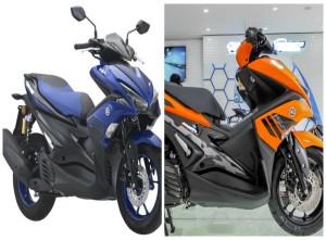 Vừa ra mắt không lâu xe Yamaha NVX 2019 đã bị 'ném đá tơi tả'