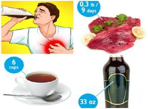 7 sản phẩm vô hại nhưng sẽ hủy hoại sức khỏe nếu ăn quá nhiều