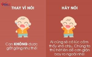9 câu nói hữu hiệu thay vì nói
