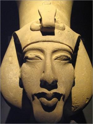 Bí ẩn xác ướp pharaoh Ai Cập dị giáo,