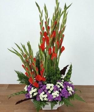 Gợi ý một số cách cắm hoa đơn giản trong ngày Tết
